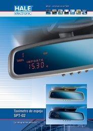 folleto (2.42 MB) - HALE electronic GmbH