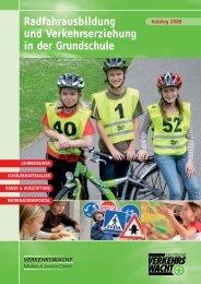 Radfahrausbildung und Verkehrserziehung in der Grundschule
