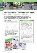 Radfahrausbildung und Verkehrserziehung in der Grundschule - Seite 6