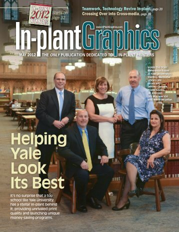 Helping Yale Look Its Best - Yale Printing and Publishing Services ...