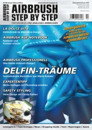 DELFIN-TRÄUME SAFETY STYLING Surrealistische Illustration von ...
