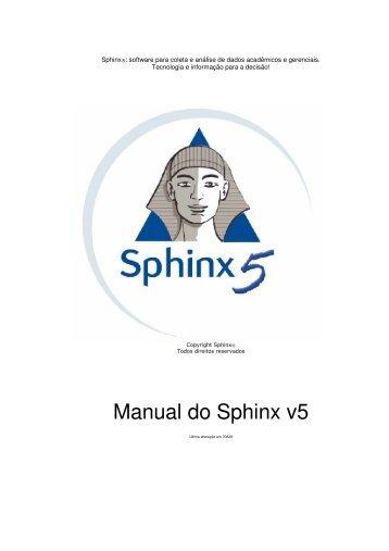 sphinx v5