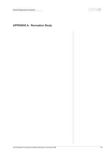 APPENDIX A - Penrith City Council - NSW Government