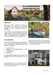 Prospekt - Holzbau Rosenberger GmbH