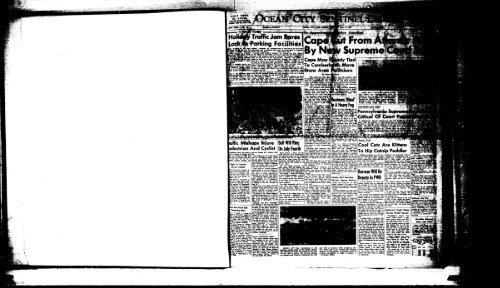 Captain Jack Lounge Stoel.Jul 1967 On Line Newspaper Archives Of Ocean City