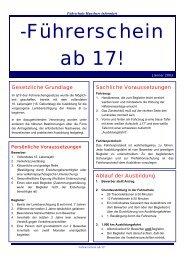 infoblatt_L17.pdf - Fahrschule Hausherr