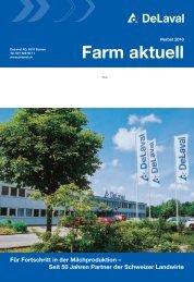 Farm aktuell Herbst 2010 (PDF - 5060 KB) - DeLaval