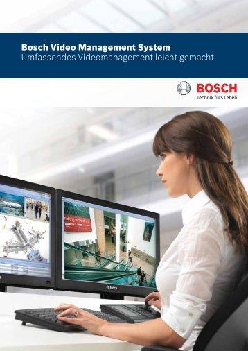 Download (0,72 MB) - Bosch Sicherheitssysteme GmbH