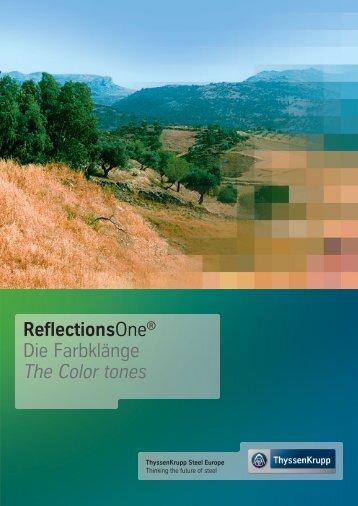 ReflectionsOne - ThyssenKrupp Steel Europe AG