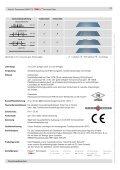 Technische Daten, Hoesch Thermowand® FIRETEC - Page 2