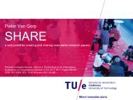 SHARE An online platform for demonstrating research software