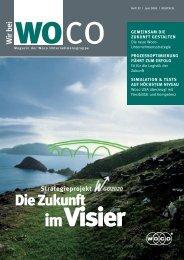 Wir bei Woco - Heft 32 - DEUTSCH - Woco Group
