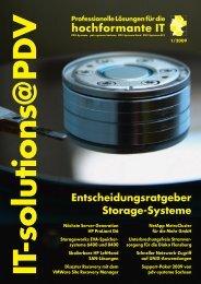 neuer Firmensitz in Dresden - PDV-Gruppe