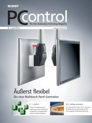 Download als PDF-Datei (8 MB) - PC-Control The New Automation ...