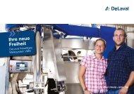 Melksystem VMS PDF-Prospekt - Holger Braaf GmbH