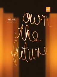 Download quarterly report - GfK