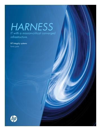HP Integrity systems - Family guide(US English) - Hewlett Packard