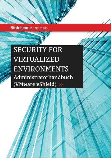 VMware vShield - BitDefender