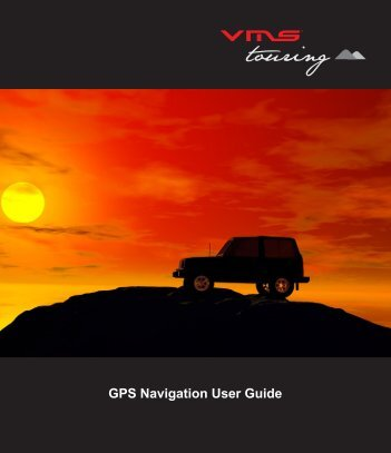 Navigation Quick Guide - VMS