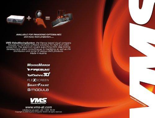 download PDF / 922kb - VMS
