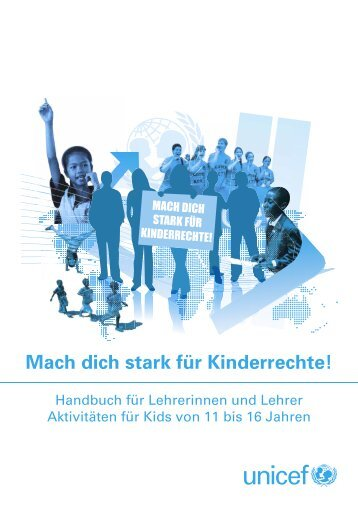Mach dich stark für Kinderrechte! - younicef.de