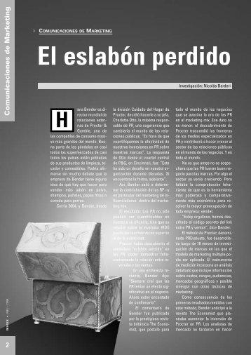 Descargar Nota de Tapa - Revista Imagen