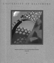 Robert G. Merrick School of Business - Special Collections ...