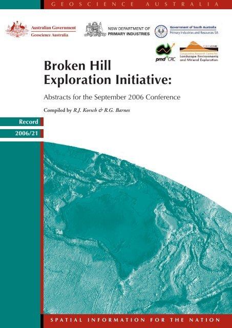 Broken Hill Exploration Initiative - Geoscience Australia on potter map, halloween map, freshwater map, alchemy map, cauldron map, honey map, programming language map, ruby map, amulet map, silver map, fancy map,