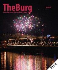 Greater Harrisburg's Community Newspaper July 2009 - The Burg