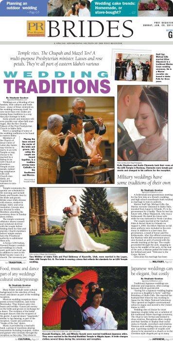 BRIDES - Post Register