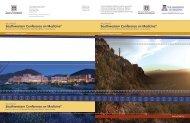 Southwestern Conference on Medicine - Tucson Osteopathic ...