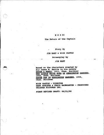 untitled screenplay script david mcwane