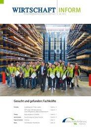 Download Newsletter Wirtschaft inform Juli 2012 (1,9