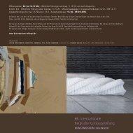 66. Internationale Bergische Kunstausstellung - Museum Baden