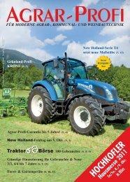 Agrar-Profi 2011 - Hochkofler GmbH