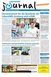Arnsberg - Lebenshilfe NRW