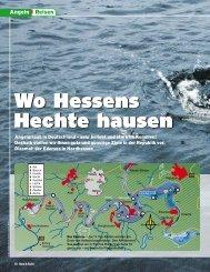 Wo Hessens Hechte hausen Wo Hessens Hechte ... - Edersee Angeln