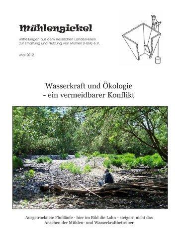 Termine - Hessischer Landesverein zur Erhaltung und Nutzung von ...