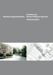 Vorwort - Richard Wagner Museum