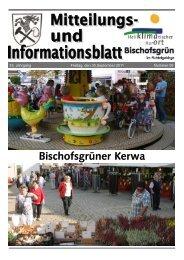 Wander- und Trekkingmesse in Düsseldorf - Gemeinde Bischofsgrün
