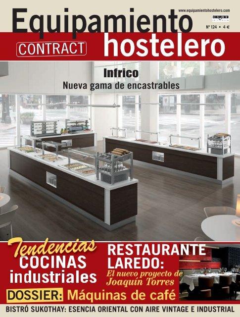 Del Valle Muebles De Cocina Sl.Cocinas Industriales Curt Ediciones