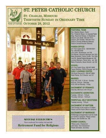 All Saints- Quilt Social - Saint Peter Parish