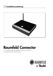 Raumfeld Connector - Teufel