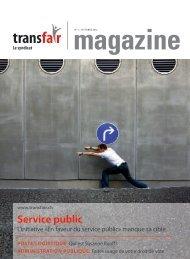 Service public - transfair