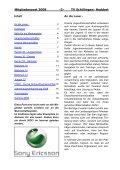 Vereinszeitung April 2008 - Tennisverein Schillingen- Heddert - Page 2