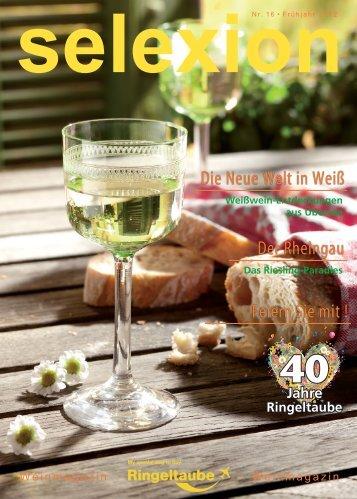 Roséweine - Ringeltaube