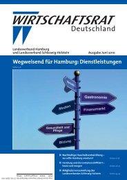 Wegweisend für Hamburg: Dienstleistungen - Wirtschaftsrat der ...