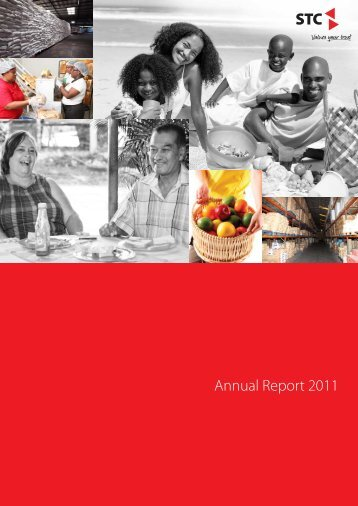 STC Annual Report 2011 - STCL