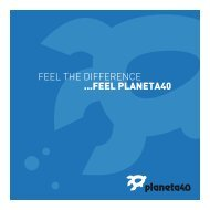 empresa - Planeta40