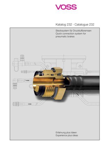 Katalog 232 · Catalogue 232 - VOSS